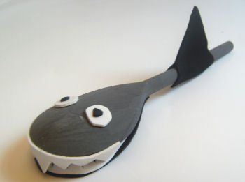 Wooden Spoon Shark