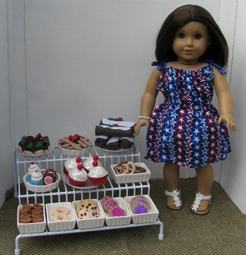 Doll Bakery and Treats