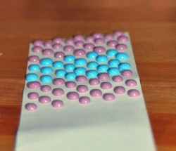 Homemade Dot Candy