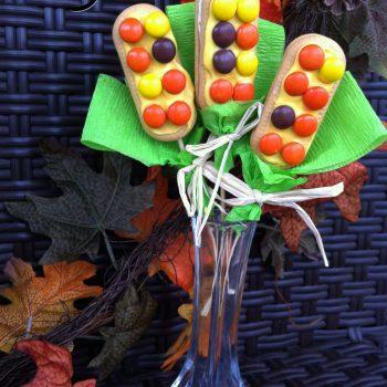Harvest Corn Cookies