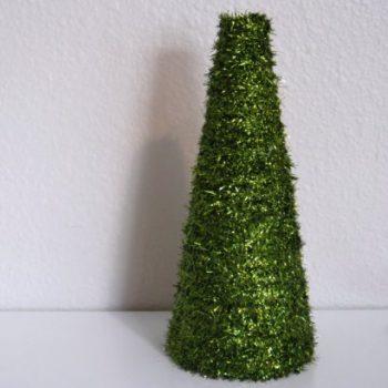 Gift Wrap Garland Christmas Tree