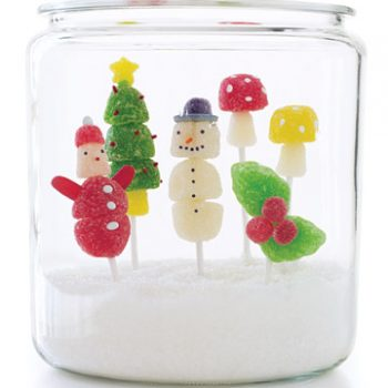 Holiday Gumdrop Pops