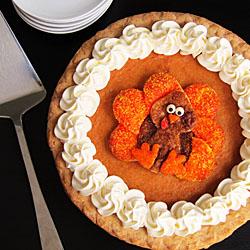 Pie Crust Turkey