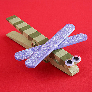 Magnetic Dragonfly Clip
