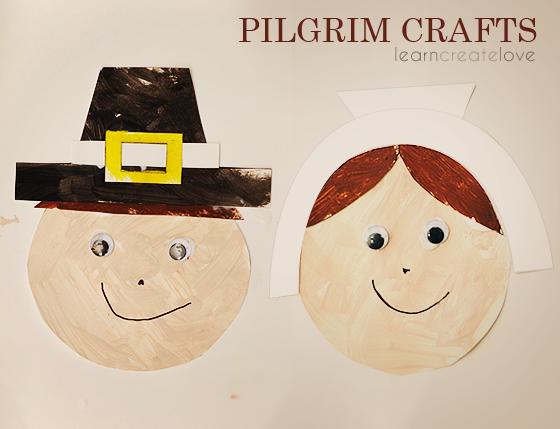 Pilgrim Faces
