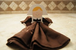 Pilgrim Napkin Holders