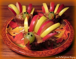 Healthy Turkey Treats
