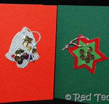 2 in 1 Decoration and Card
