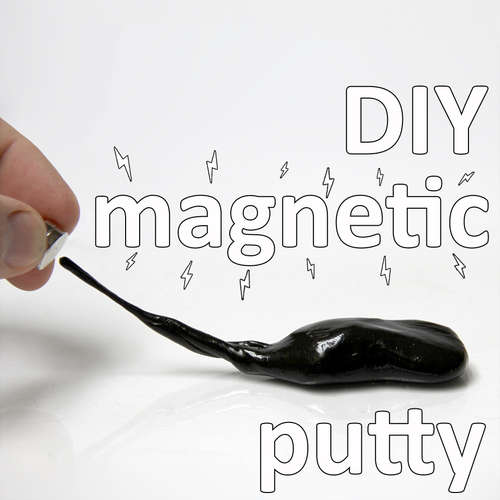 Magnetic Putty