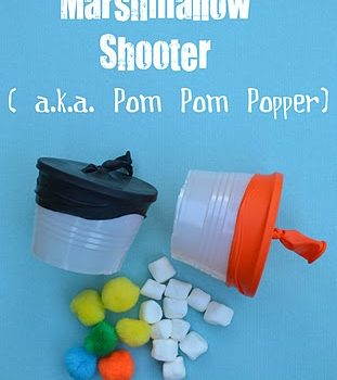 Mini Marshmallow Shooter