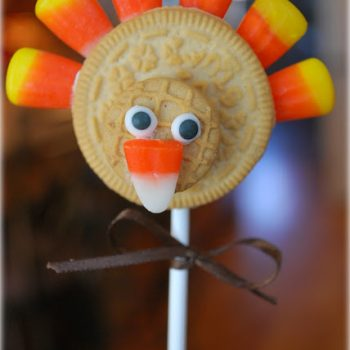 Cookie Turkey Pop