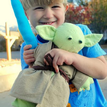 How to Make a Yoda Softy