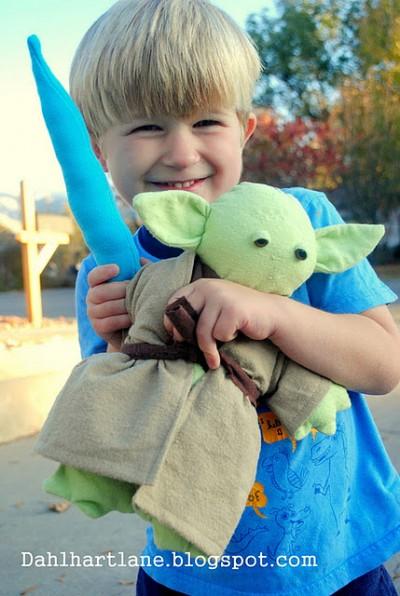 Yoda Softie