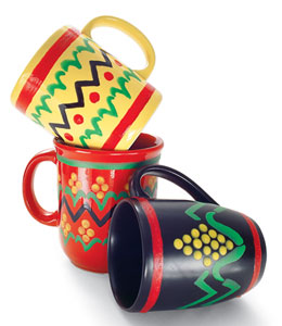 A Cup for Kwanzaa