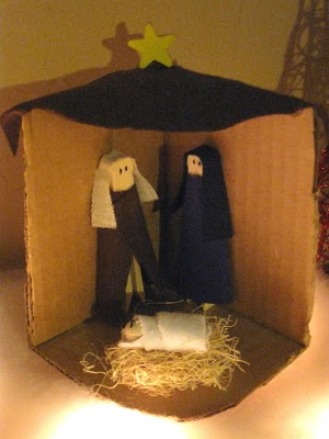 clothespin nativity fun family crafts