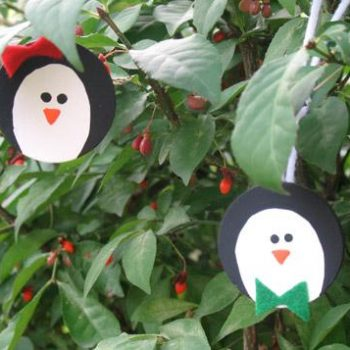 Penguin Pals Ornament