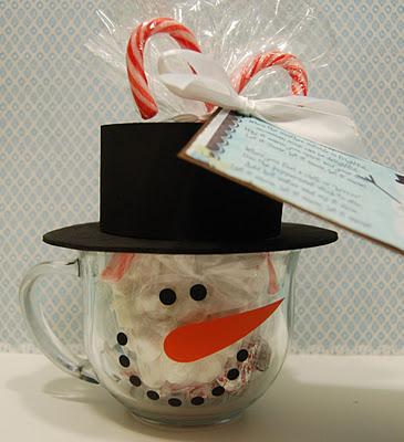 Snowman Soup