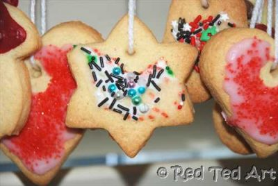Edible Ornaments