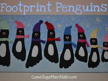Penguin Wall Hanging