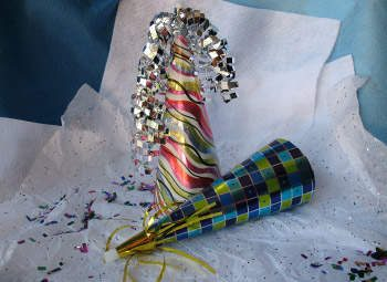 New Year Horns