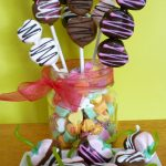 Chocolate Dipped Strawberry Marshmallows