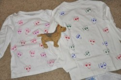 100 Days of School Smiley Faces Shirt