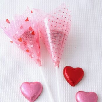 Easy Edible Valentine