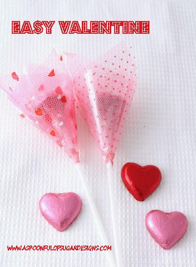 Easy Edible Valentine