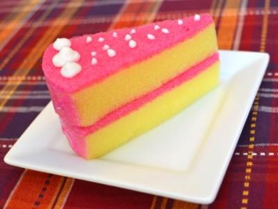"""""""Sponge"""" Sweet Treats"""