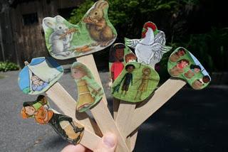 Story Theater on Sticks