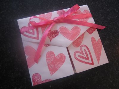 Valentine Envelopes