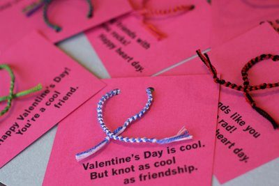 Valentine Friendship Bracelet