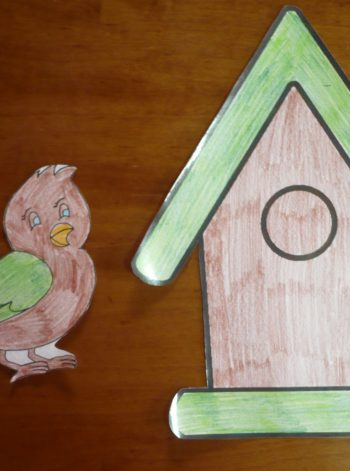 Matching Game: Birds and Houses