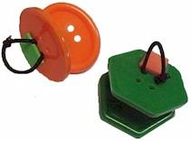 Button Castanets