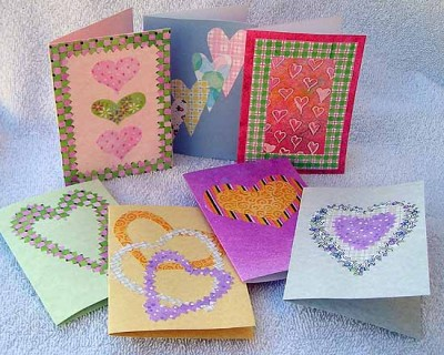 Charming Valentine Greeting Cards