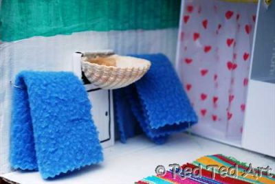 Dolls House Bathroom