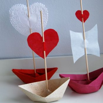 You Float My Boat, Valentine