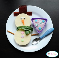 Frosty the Snowman Lunch
