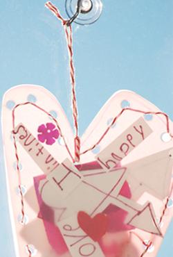 Semi-Secret Valentine