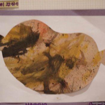 Splatter Paint Haggis