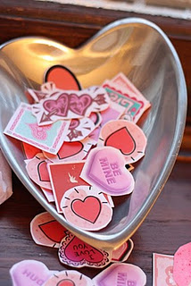 Lick & Stick Valentine's Day Stickers