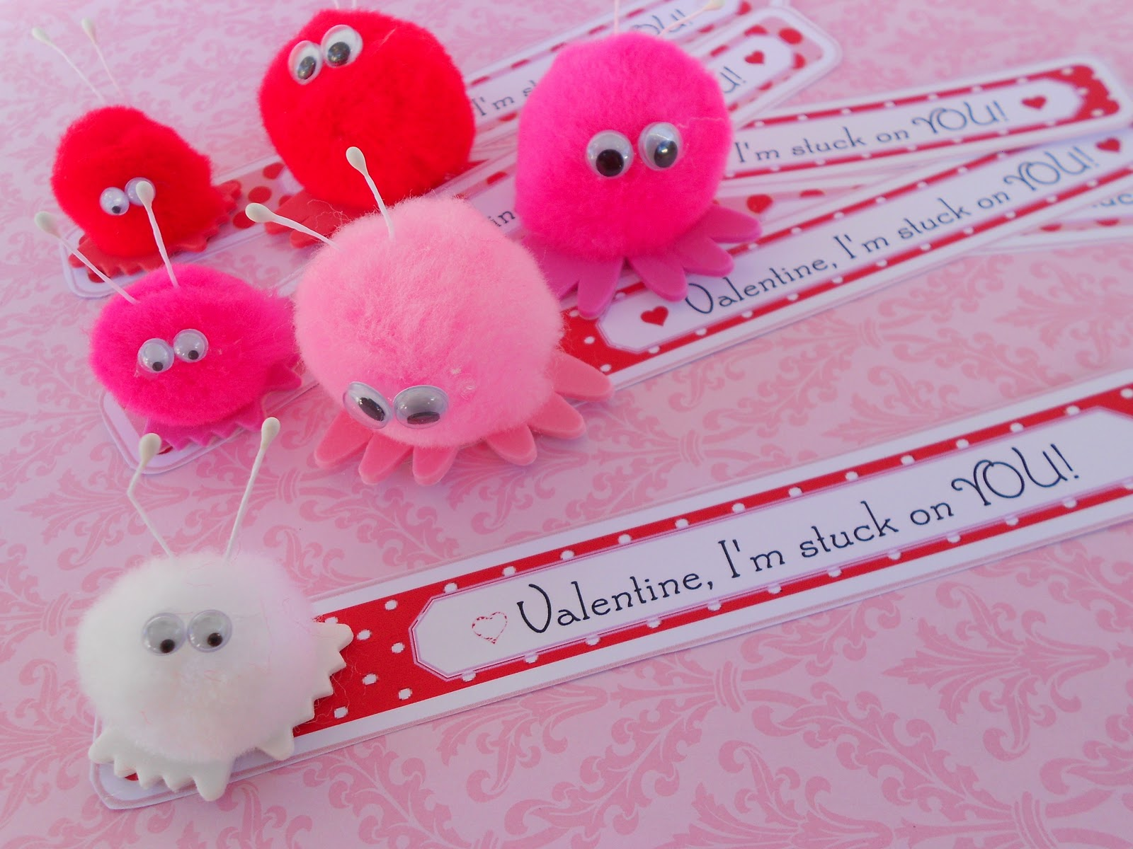 cute valentines day craft ideas bug valentines family crafts 6435