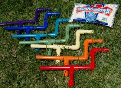 Marshmallow Shooters