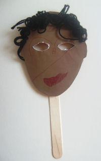 Multicultural Mask