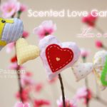 Scented Love Garland