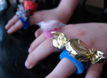 Sweet Candy Rings