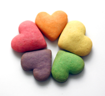 Sweetheart Shortbreads