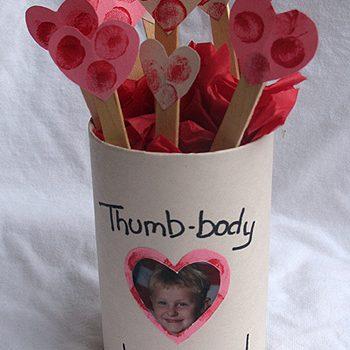 Thumb-body Loves You