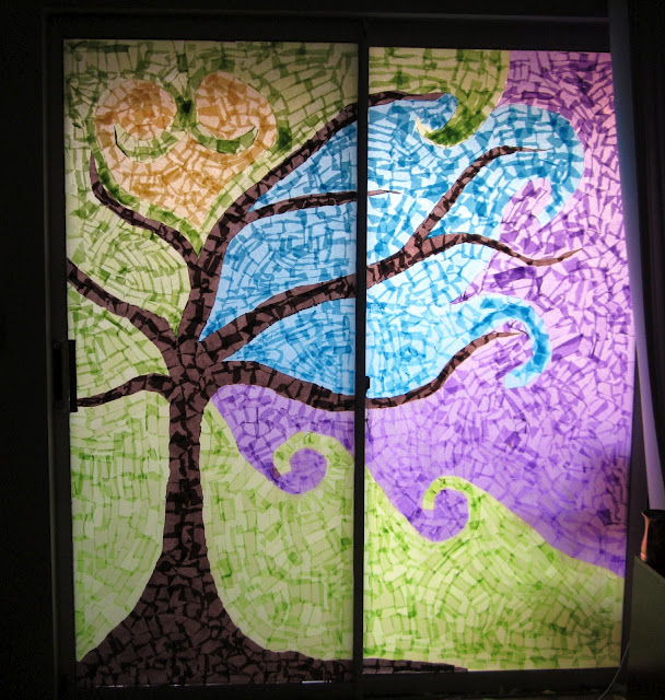 Window Mosaic