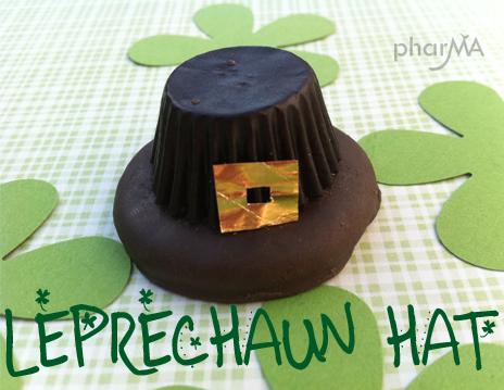 Edible Leprechaun Hat